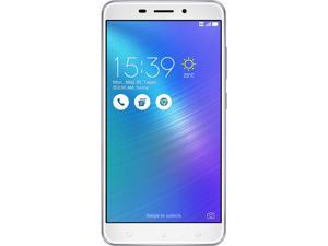 Asus ZenFone 3 Laser Glacier Silver Unlocked Cell Phone