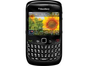 BlackBerry Curve Black Unlocked GSM Smart Phone w/ Full QWERTY Keyboard / Wi-Fi / 2 MP Camera (8520)