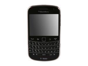 BlackBerry Bold 9900 Black 3G Unlocked GSM Blackberry OS Phone T-Mobile Package w/ Wi-Fi / Blackberry OS 7.0 / NFC