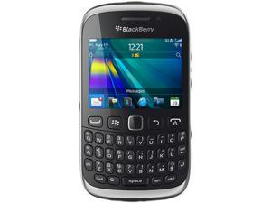 "BlackBerry Curve 9320 512 MB ROM 3G Unlocked GSM OS 7 Cell Phone 2.44"" 512MB RAM Black"