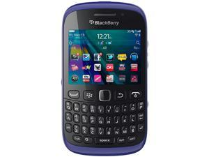 BlackBerry Curve 9320 Purple Unlocked GSM OS 7 Cell Phone
