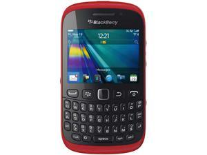 BlackBerry Curve 9320 Red Unlocked GSM OS 7 Cell Phone