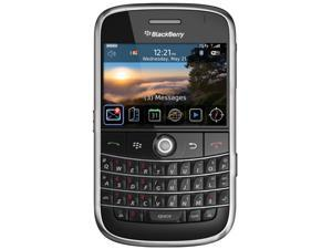 BlackBerry Bold 9000 Black 3G Unlocked GSM OS 5.0 Cell Phone with No Camera
