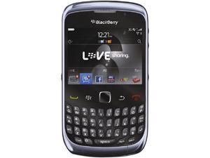 BlackBerry Curve 3G 9300 Blue 3G Unlocked GSM OS 5.0 Cell Phone