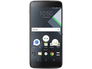 BlackBerry DTEK60 Unlocked Phone, Black, PRD-63036-001