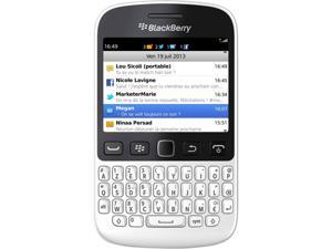 BlackBerry 9720 White 3G Unlocked GSM OS 7.1 Cell Phone w/ QWERTY Keybaord