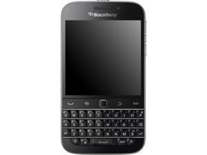 BlackBerry Classic SQC100-4 Black 16GB Unlocked GSM Keyboard Phone