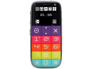Just 5 J510 Multi Color No Contact Phone