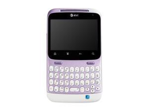 HTC Status A810a Mauve 3G Unlocked GSM Smart Phone w/ Android OS 2.3 / 5 MP Camera / QWERTY Keyboard