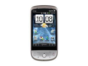 HTC Hero CDMA Silver 3G Sprint Android Cell Phone
