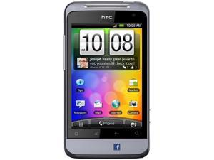 HTC Salsa C510e Purple Single-Core 800MHz Unlocked Cell Phone