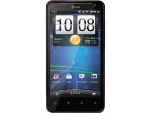 HTC Vivid X710a Black 3G 4G LTE Dual-Core 1.2GHz 16GB Unlocked Cell Phone