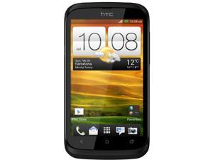 HTC Desire V T328W Black 1.0GHz Unlocked GSM Dual-SIM Android Cell Phone