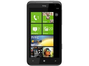 HTC Ultimate / Titan Gray 3G 1.5GHz Unlocked GSM Windows 7.5 OS Cell Phone