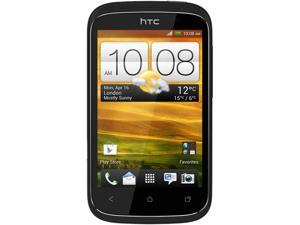 HTC Desire C A320e Black 600MHz Unlocked GSM Android Cell Phone w/ Beats Audio
