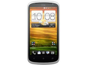 HTC One VX White 3G 4G LTE Dual-Core 1.2GHz AT&T Unlocked GSM Android Cell Phone