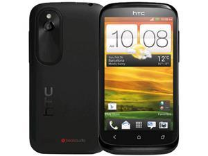 HTC Desire X T328e Black Dual-Core 1.0GHz Unlocked GSM Android Cell Phone