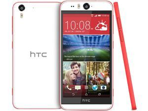 HTC Desire Eye M910X 16GB AT&T Branded Smartphone (Unlocked, Red)
