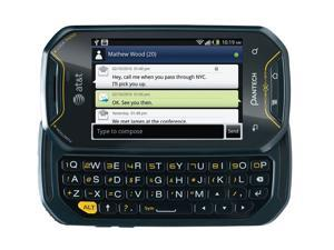 PANTECH Crossover P8000 Black 3G Unlocked GSM Android Phone