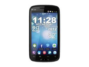 Blu Studio 5.3 D510 Black 3G Unlocked GSM Android Smart Phone with Dual SIM / Android 2.3 / WiFi