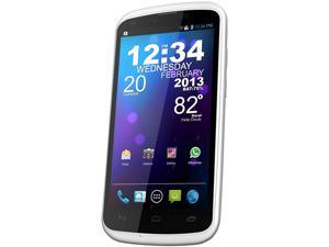 Blu Tank 4.5 W110i White Unlocked Dual SIM Cell Phone