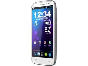 Blu Studio 5.3II D550i White Unlocked Dual SIM Cell Phone