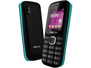 Blu Aria T174 Black/Blue Unlocked Cell Phone