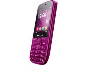 Blu Diva T272T Pink Unlocked Dual SIM Cell Phone