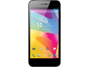 Blu Life Pro L210a Black 3G Quad-Core 1.5GHz 16GB Unlocked GSM Android 4.2 Phone 12MP Camera