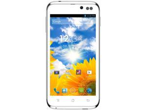 Blu Advance 4.5 A310a White 3G Dual-Core 1.0GHz Unlocked GSM Dual-SIM Android Cell Phone