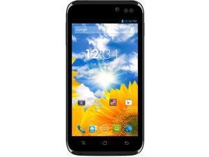 Blu Advance 4.5 A310a Black 3G Dual-Core 1.0GHz Unlocked GSM Dual-SIM Android Cell Phone