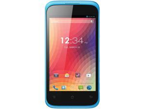 Blu Star 4.0 S410a Blue 3G Dual-Core 1.3GHz Unlocked GSM Android Cell Phone