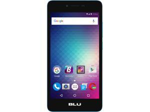 BLU Studio G2 S010Q Unlocked GSM Quad-Core Android Phone - Blue