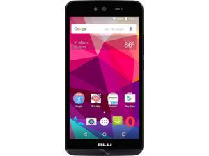 Blu Dash X D010U Black Unlocked Dual-SIM Android Phone
