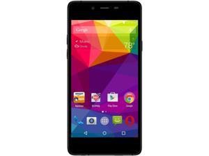 Blu Vivo Air LTE V0000UU Black Unlocked GSM Android Phone