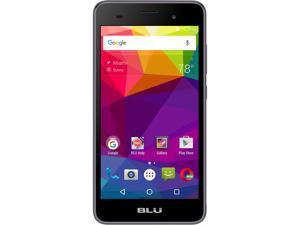 Blu Dash M2 D090U Gray Unlocked GSM Cell Phone