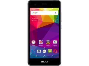 Blu Dash X2 D110U Grey Unlocked GSM Cell Phone