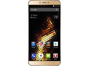 Blu VIVO 5 V0050UU Gold Unlocked GSM Phone