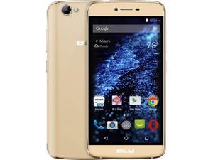 Blu Studio One S0110UU Gold Unlocked GSM Phone