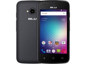 Blu Dash L2 D250U Black GSM Quad-Core Android v6.0 Phone