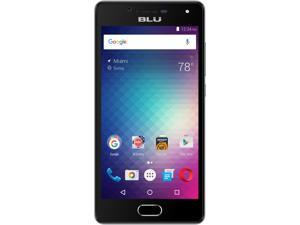 Blu Studio Touch S0210UU Black Unlocked GSM Dual-SIM Quad-Core Android Phone w/ 8MP Camera