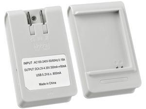 Insten 1475791 White Battery Desktop Charger Compatible with Samsung i997 Infuse 4G