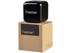 Insten 1855505 Black 2A USB Mini Travel Charger Adapter