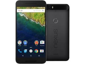 Nexus 6P 32GB Graphite LTE Unlocked Smartphone (North America Warranty)