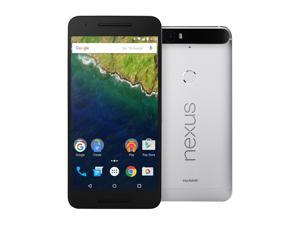 Nexus 6P 64GB Aluminium LTE Unlocked Smartphone  (North America Warranty)