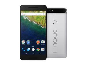 Nexus 6P 128 GB Aluminium LTE Unlocked Smartphone  (North America Warranty)