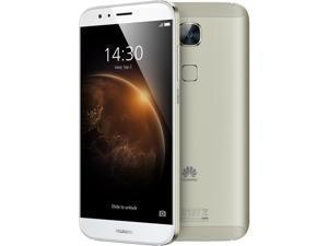 """Huawei GX8 Unlocked Smart Phone, 5.5"""" Mystic Champagne Color, 16GB Storage 2GB RAM,  (North America Warranty)"""