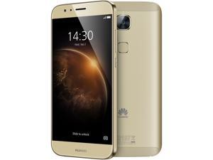 "Huawei GX8, 5.5"" 1080p FHD Display, 2.5D Curved Surface, 4G LTE Unlocked Smartphone - USA Warranty - ..."