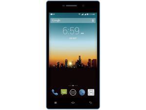 POSH Kick X511 Blue Smartphone