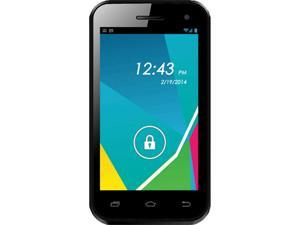Unnecto Quattro Z Black 3G Unlocked Cell Phone